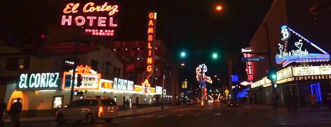 North Las Vegas by night 2