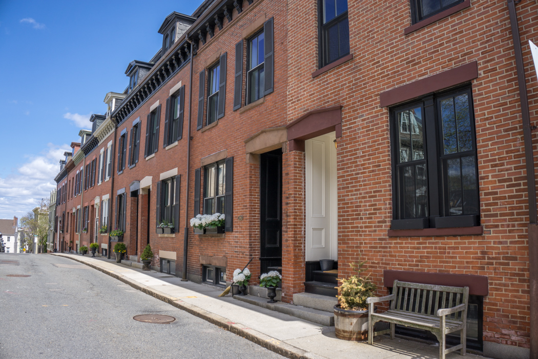 Visiter Boston Le Quartier De Charlestown