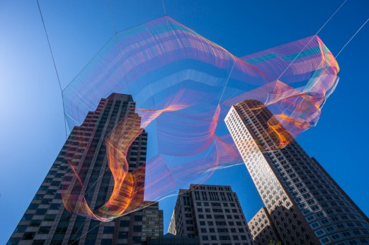 Greenway Boston - Janet Echelman 4