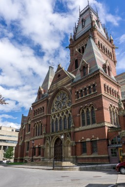 Memorial Hall - Harvard University Cambridge-3