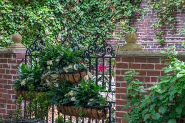 Jardins secrets Beacon Hill Boston-12