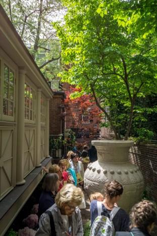Jardins secrets Beacon Hill Boston-27