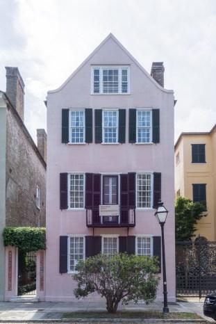 Charleston Caroline du Sud le centre historique-19