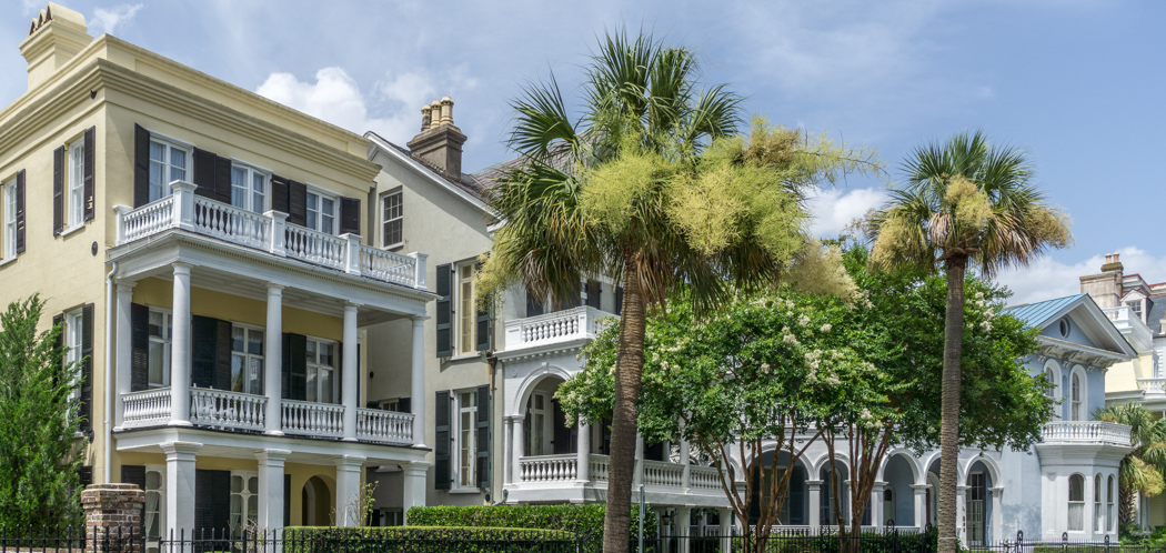 Charleston Caroline du Sud le centre historique-2