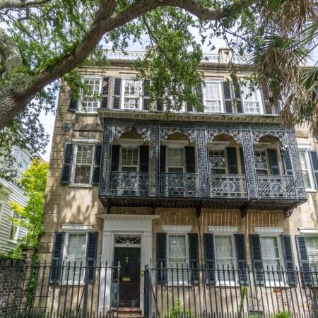 Charleston Caroline du Sud le centre historique-5