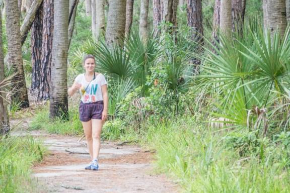Jungle Mathilde Hunting Island State Park Caroline du Sud-5