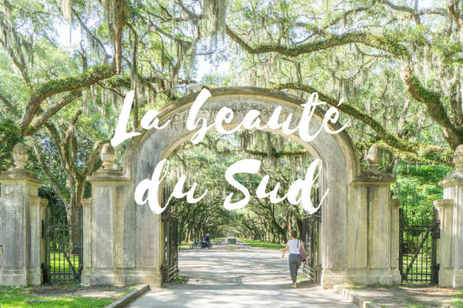 Road trip sud des etats unis savannah charleston