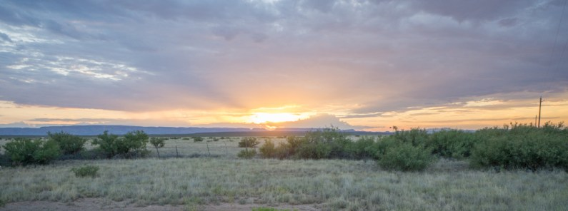Big Bend texas - sunseta