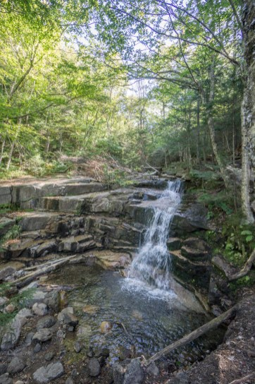 Falling Waters Trail White Mountains-1