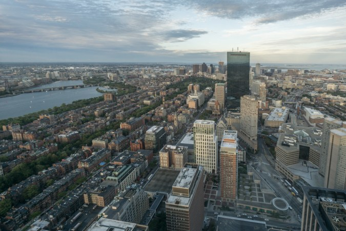 Skywalk Observatory Prudential Tower Boston-1