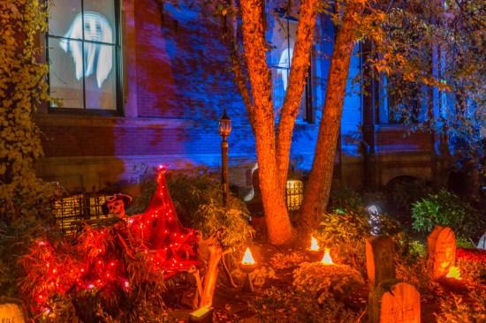 Halloween dans les rues de Boston 4