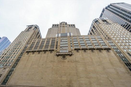 Visiter Chicago opera