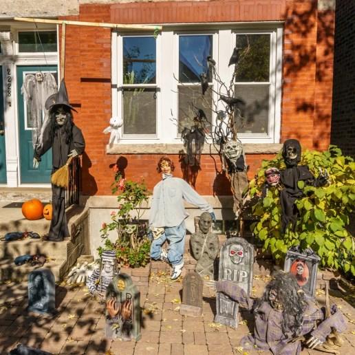 Visiter Chicago - Halloween