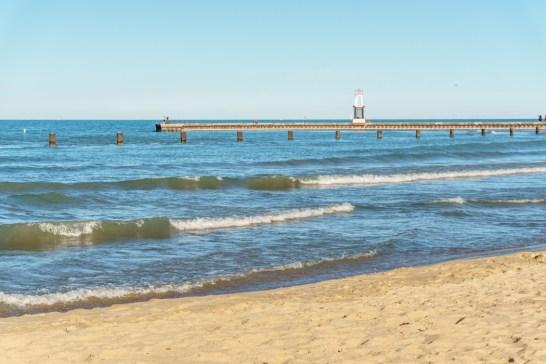 Visiter Chicago - les grands lacs
