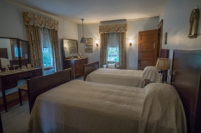 kennedy house brookline - chambre