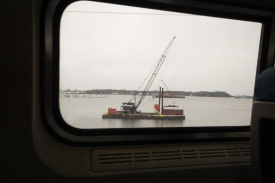 Boston New York en train-5