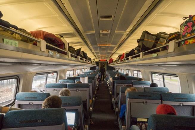 Boston New York en train-6