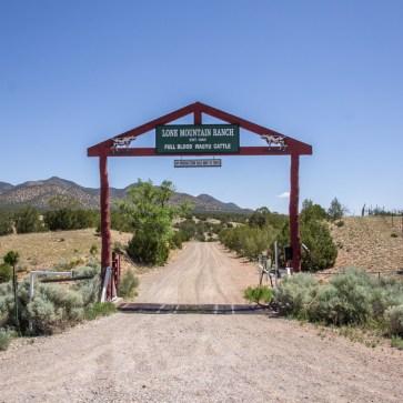 LA route de la turquoise nouveau mexique ranch