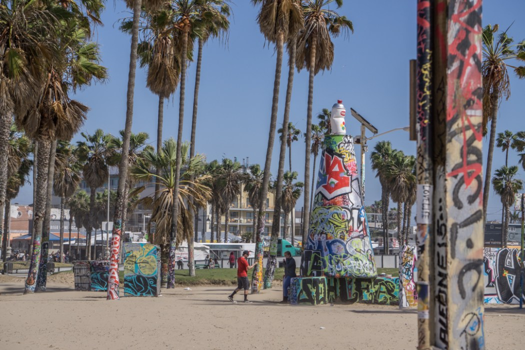 Venice Beach Los Angeles Californie-29