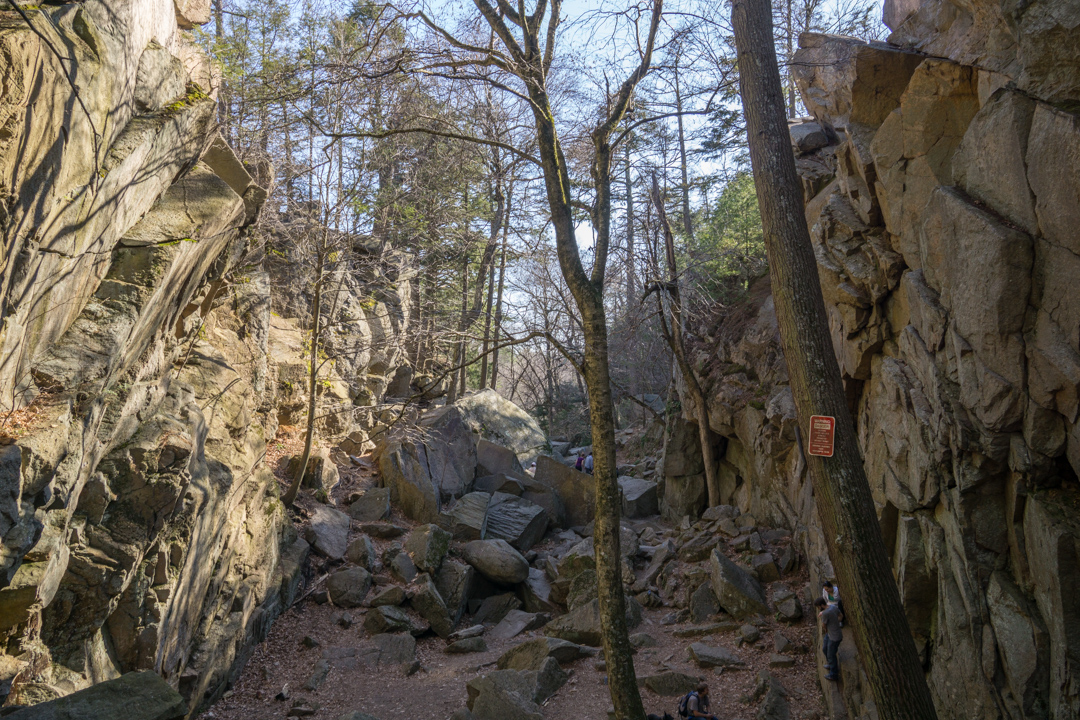 Purgatory Chasm Grand Canyon Nouvelle Angleterre-1