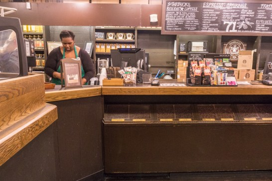 Le premier starbucks a seattle