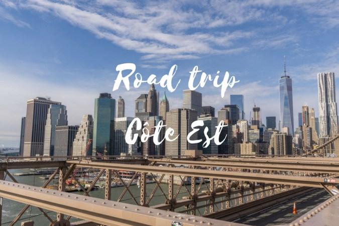 Road trip New York Boston
