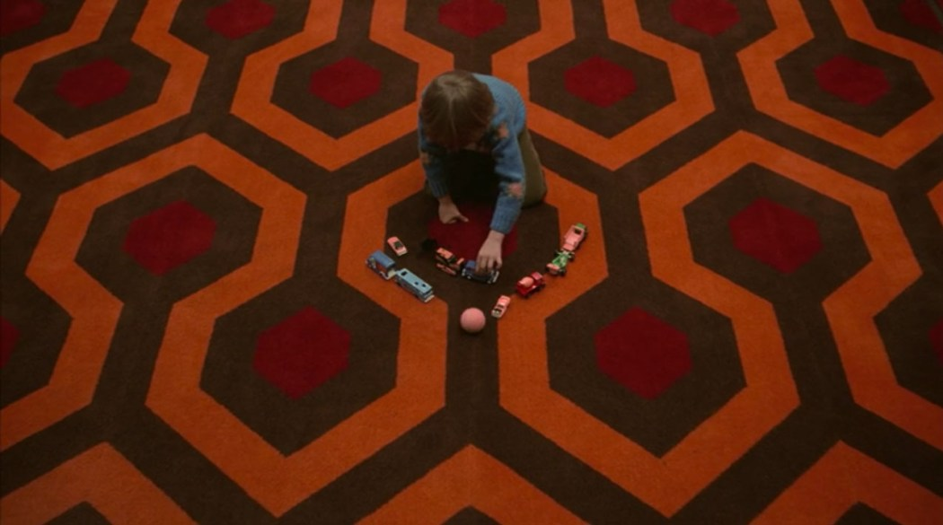 Danny et la moquette orange The SHining