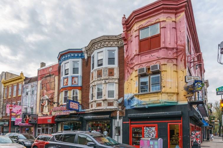 Philadelphie South Street-1