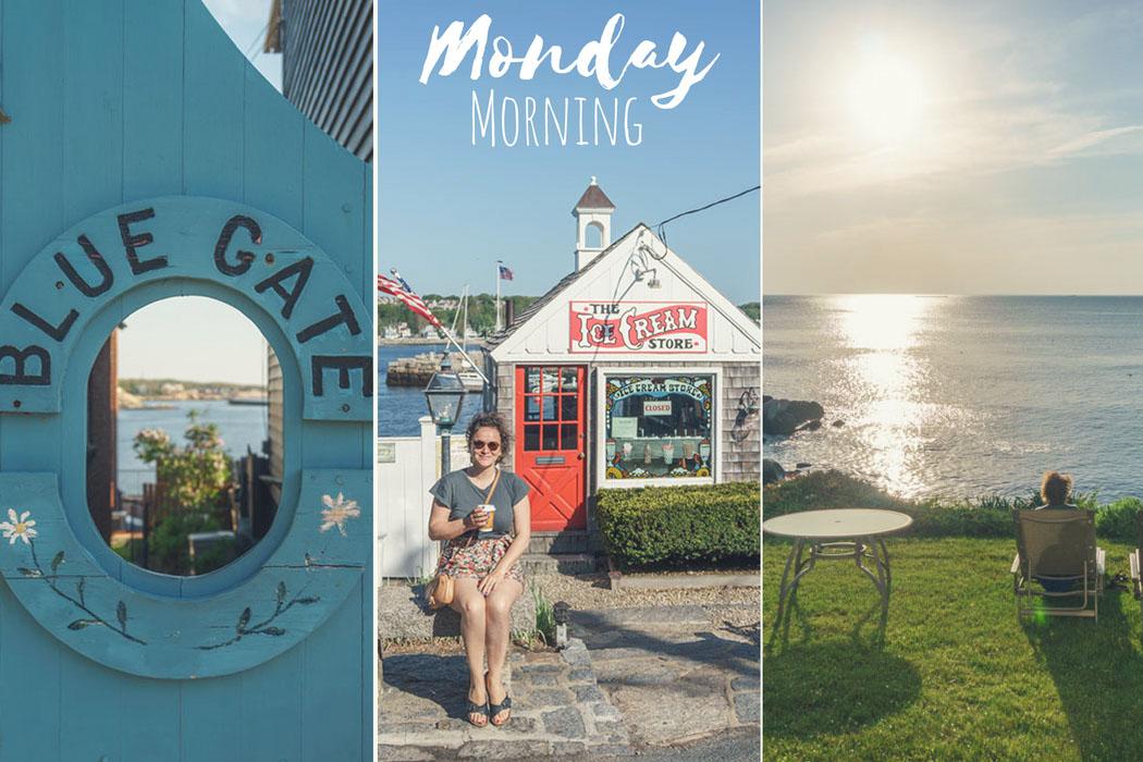Monday Morning - Chronique du lundi matin de ma vie à Boston
