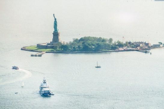 NYC - Statue de la liberte