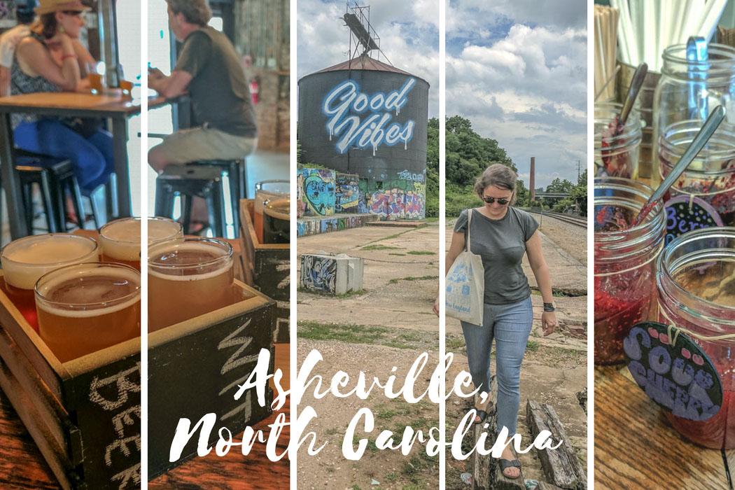 Visiter Asheville North Carolina