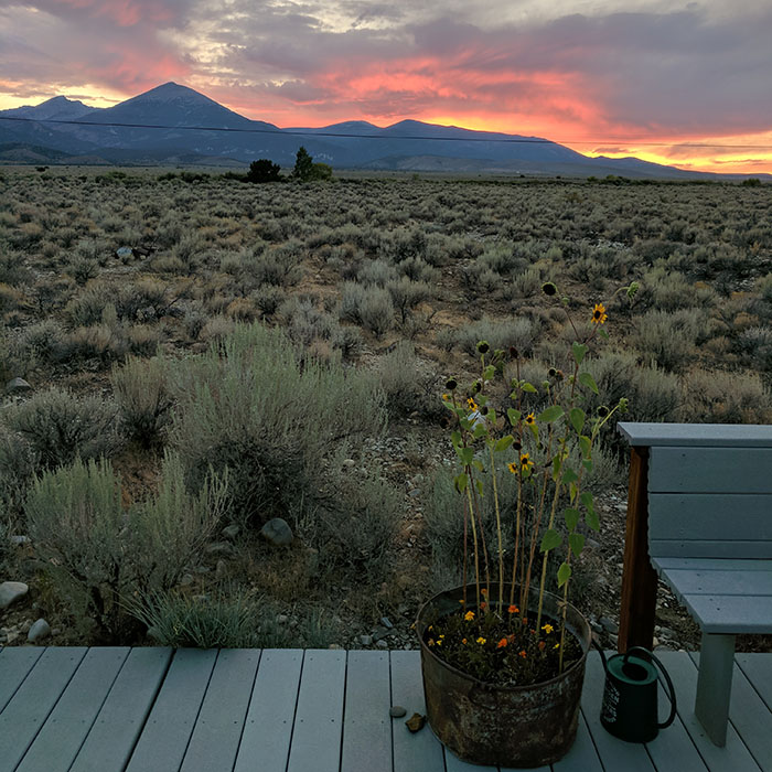 Airbnb Baker Nevada 2