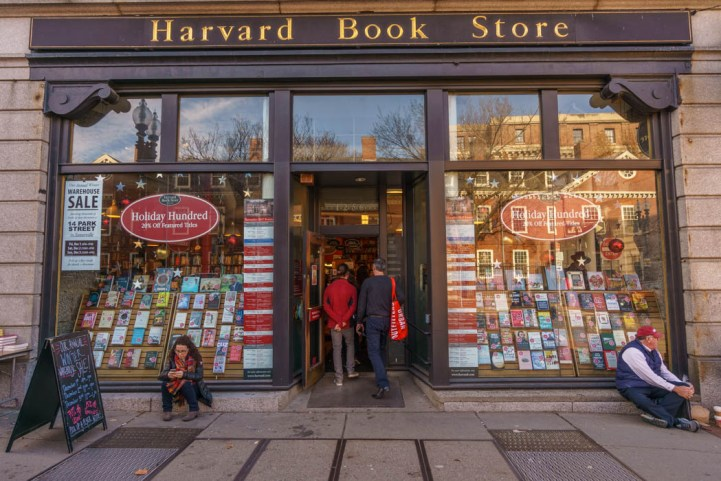 Bookstores librairies papeteries Boston-10