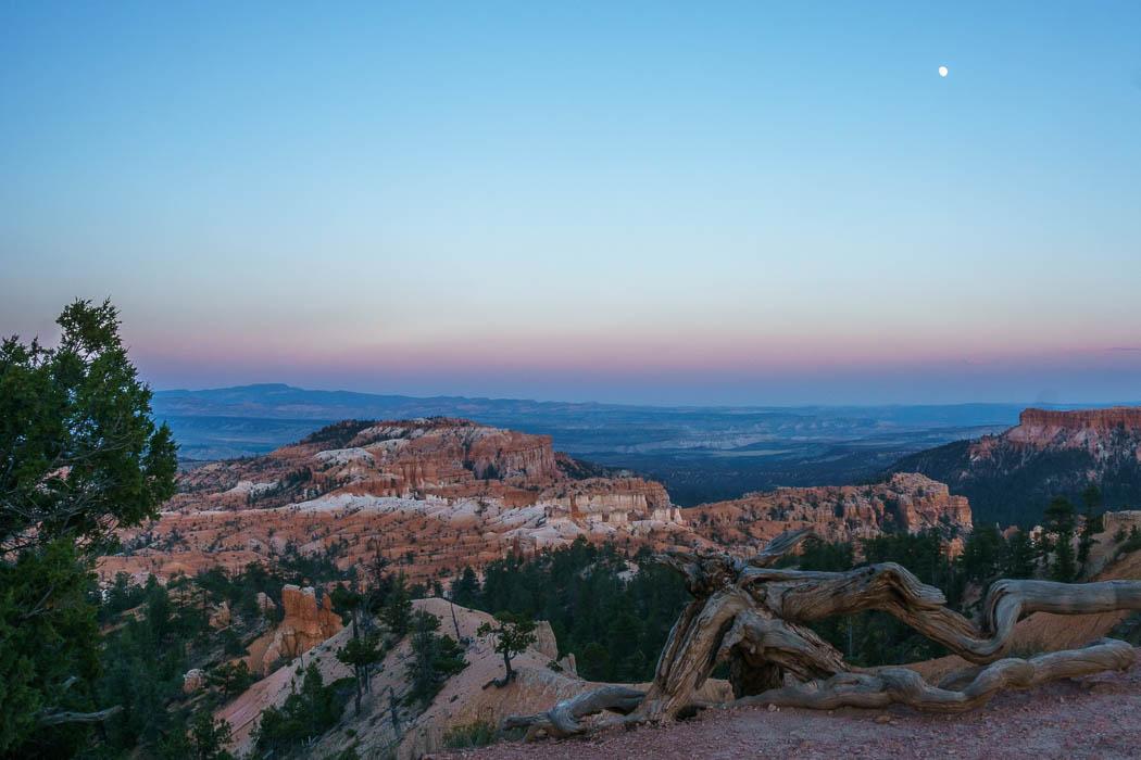 Sunset Bryce Canyon Utah-1