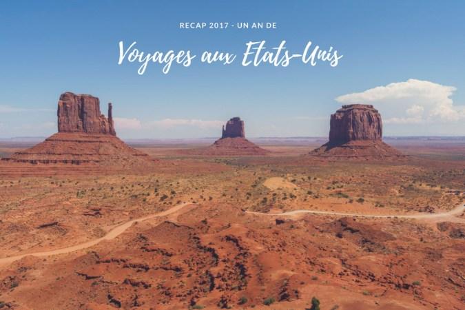 Voyages Etats Unis 2017