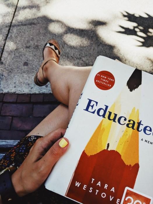 Educated book Tara Westover