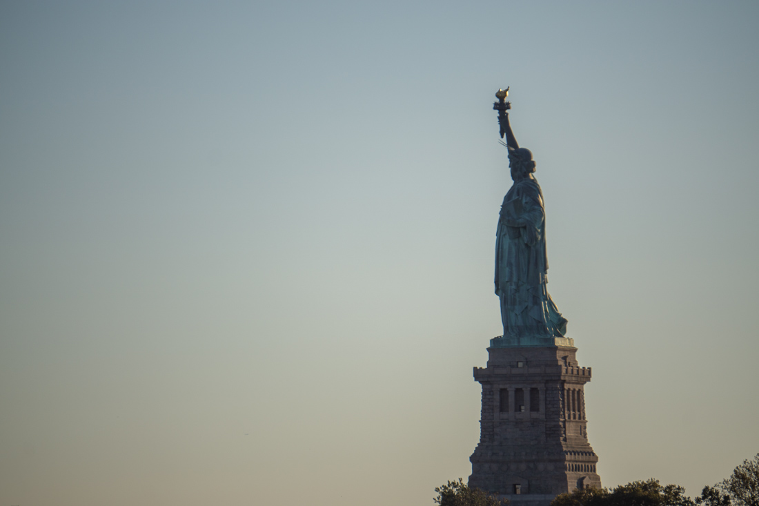 Monter Dans La Statue De La Liberté Le Blog De Mathilde