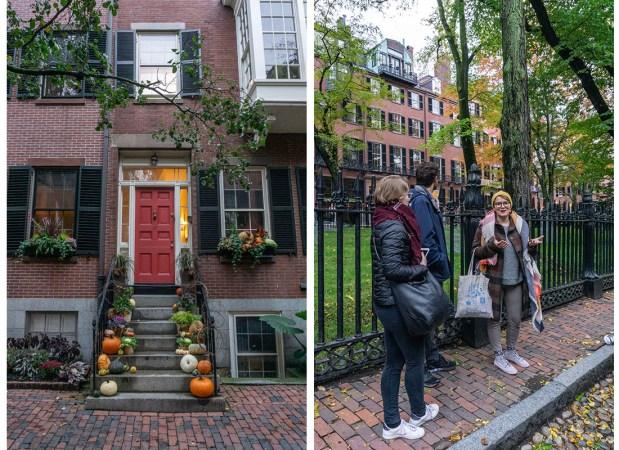Visite boston halloween