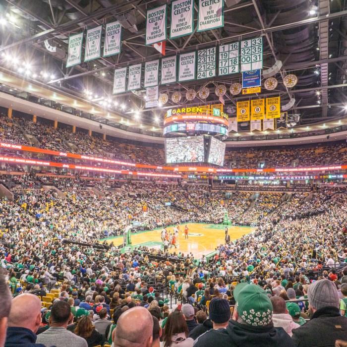 Celtics td garden 2014 1 1
