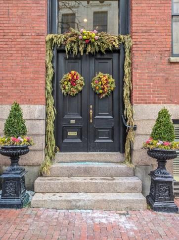Beacon hill boston hiver 2