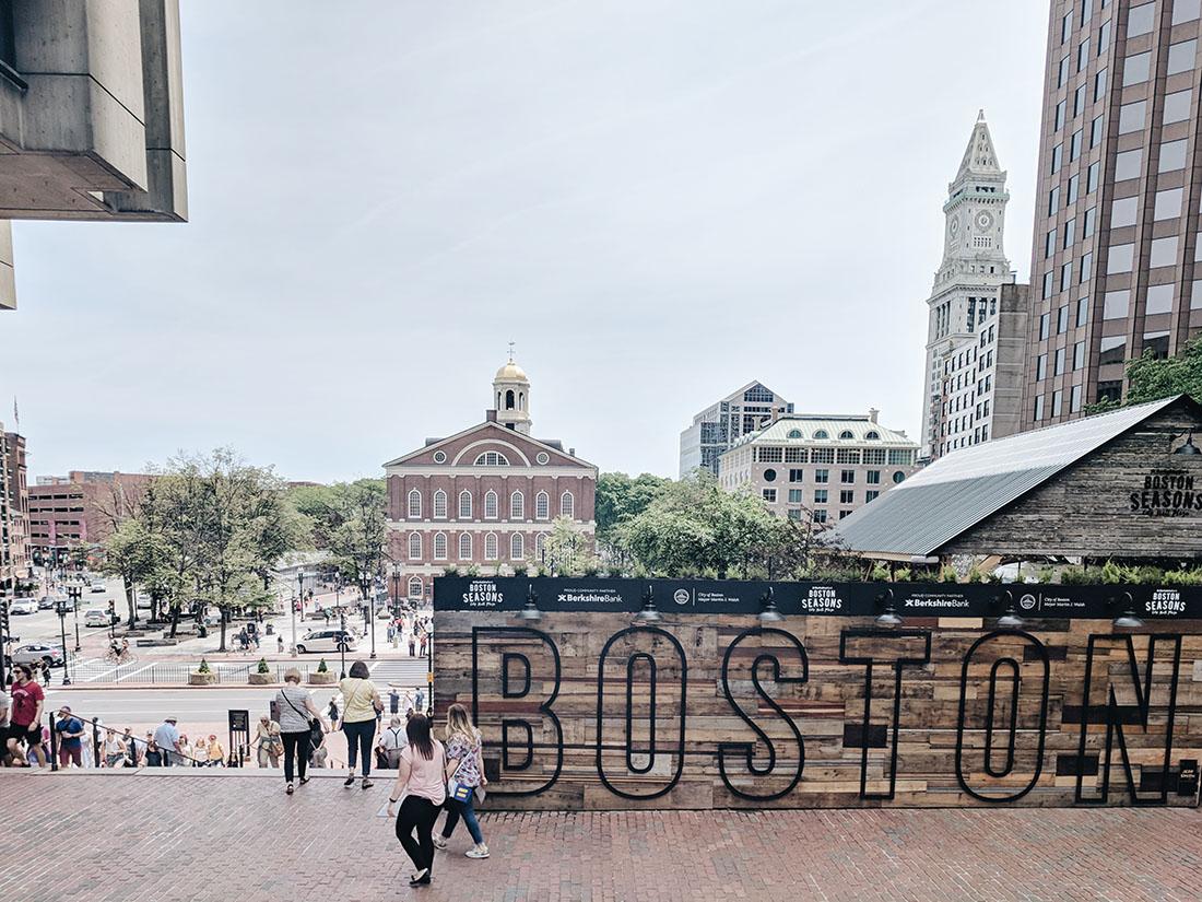 Visiter boston le blog de mathilde