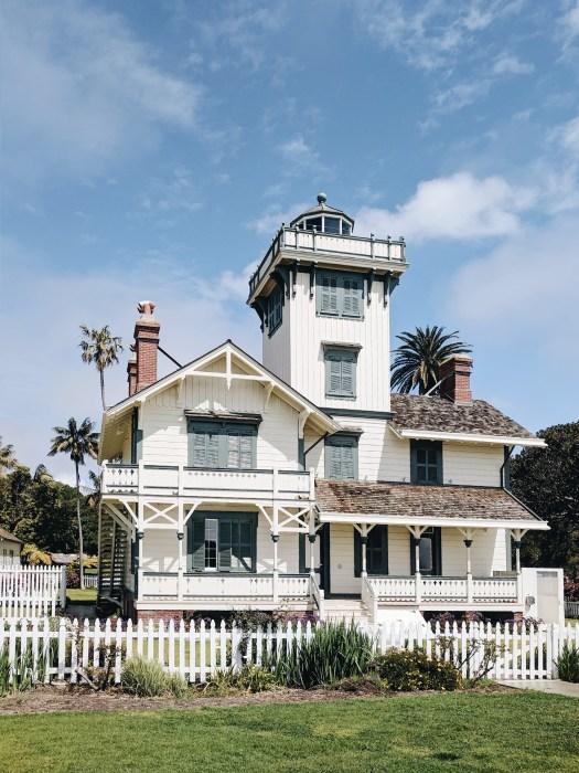 Point Fermin Lighthouse Los Angelesa