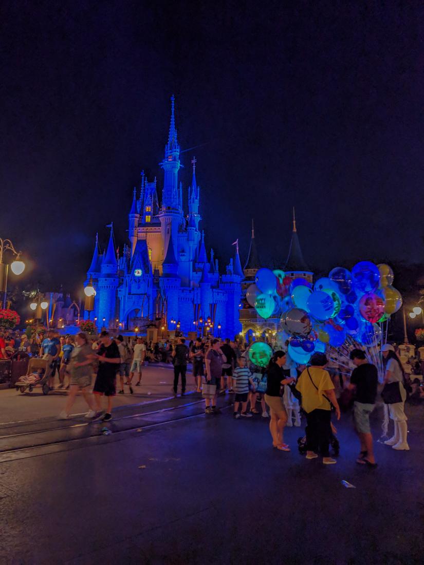 Disney magic kingdom floride 3 2