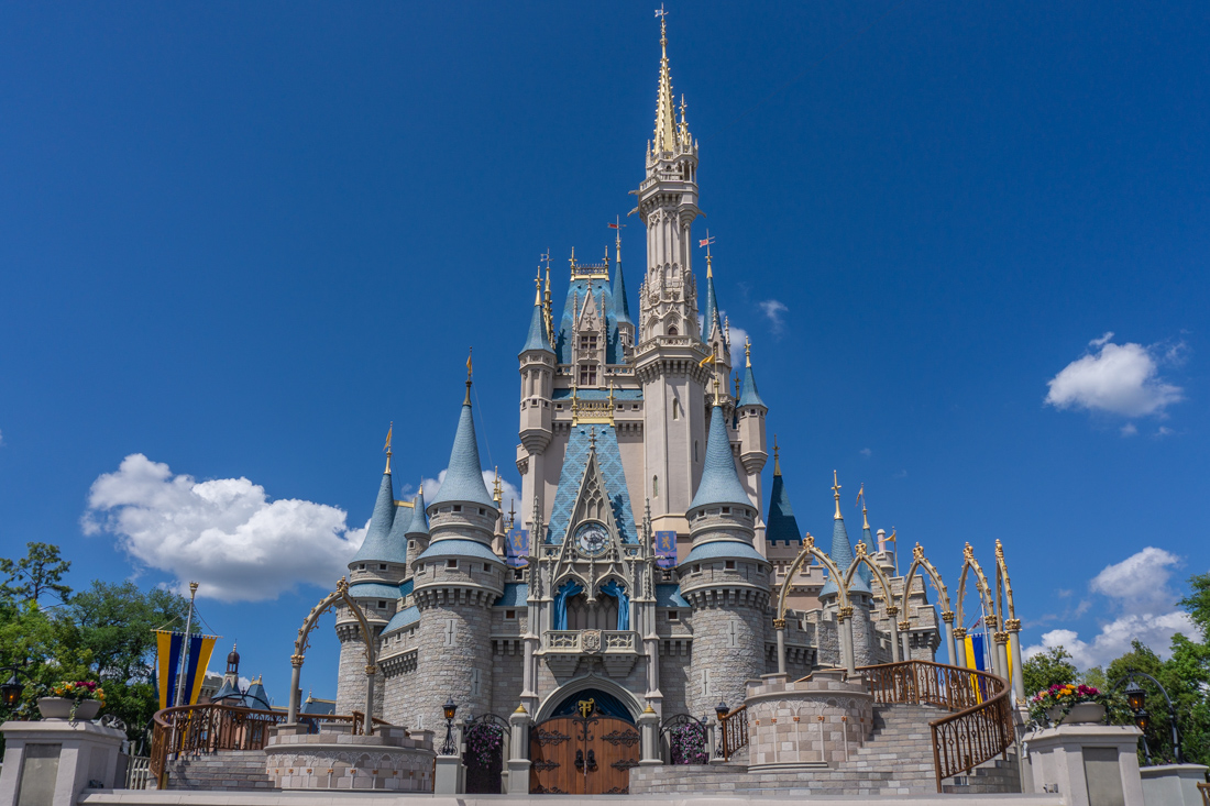 Disney magic kingdom floride 8