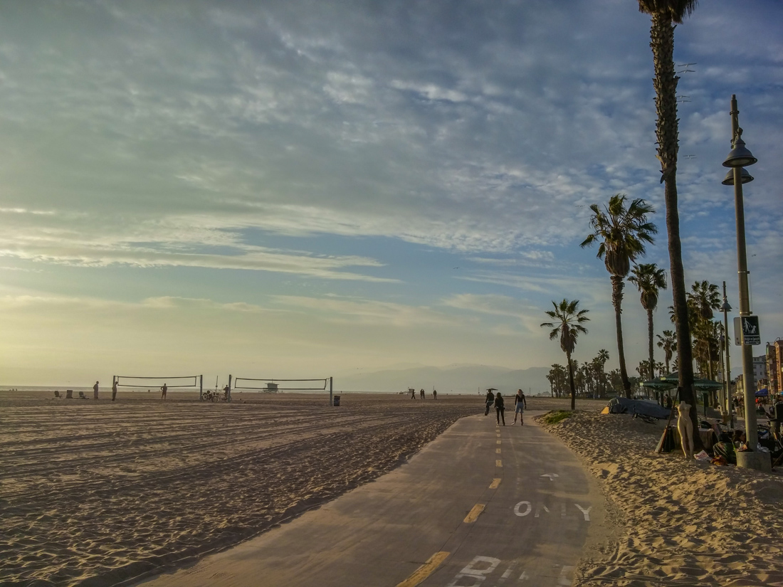 Venice beach bike tour 1