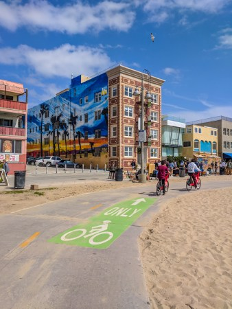 Venice beach bike tour 14