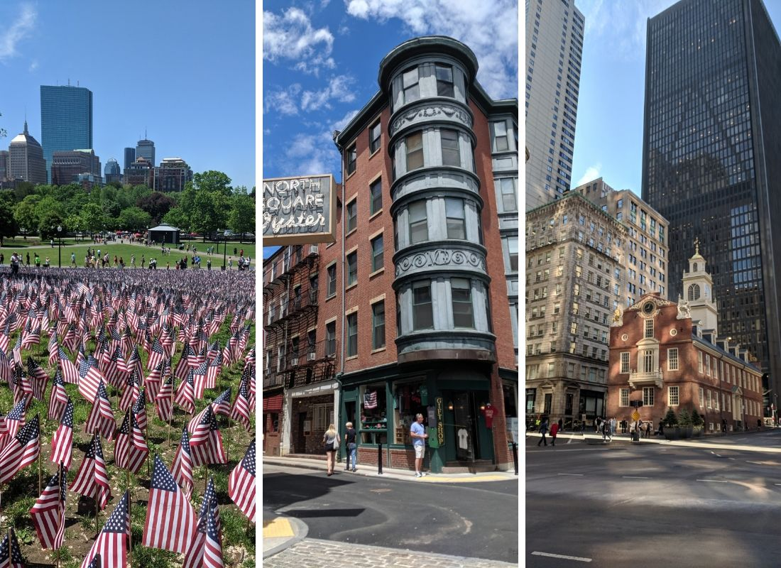 Boston gratuit