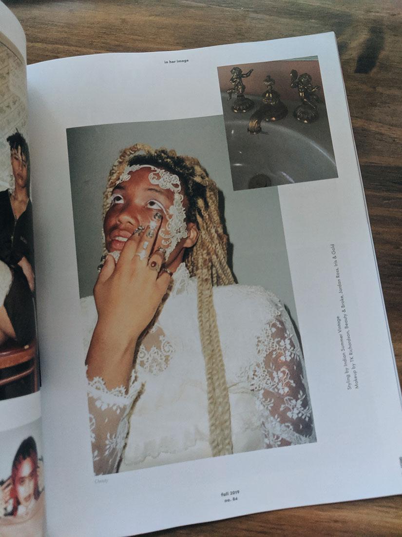 Bitch magazine 1
