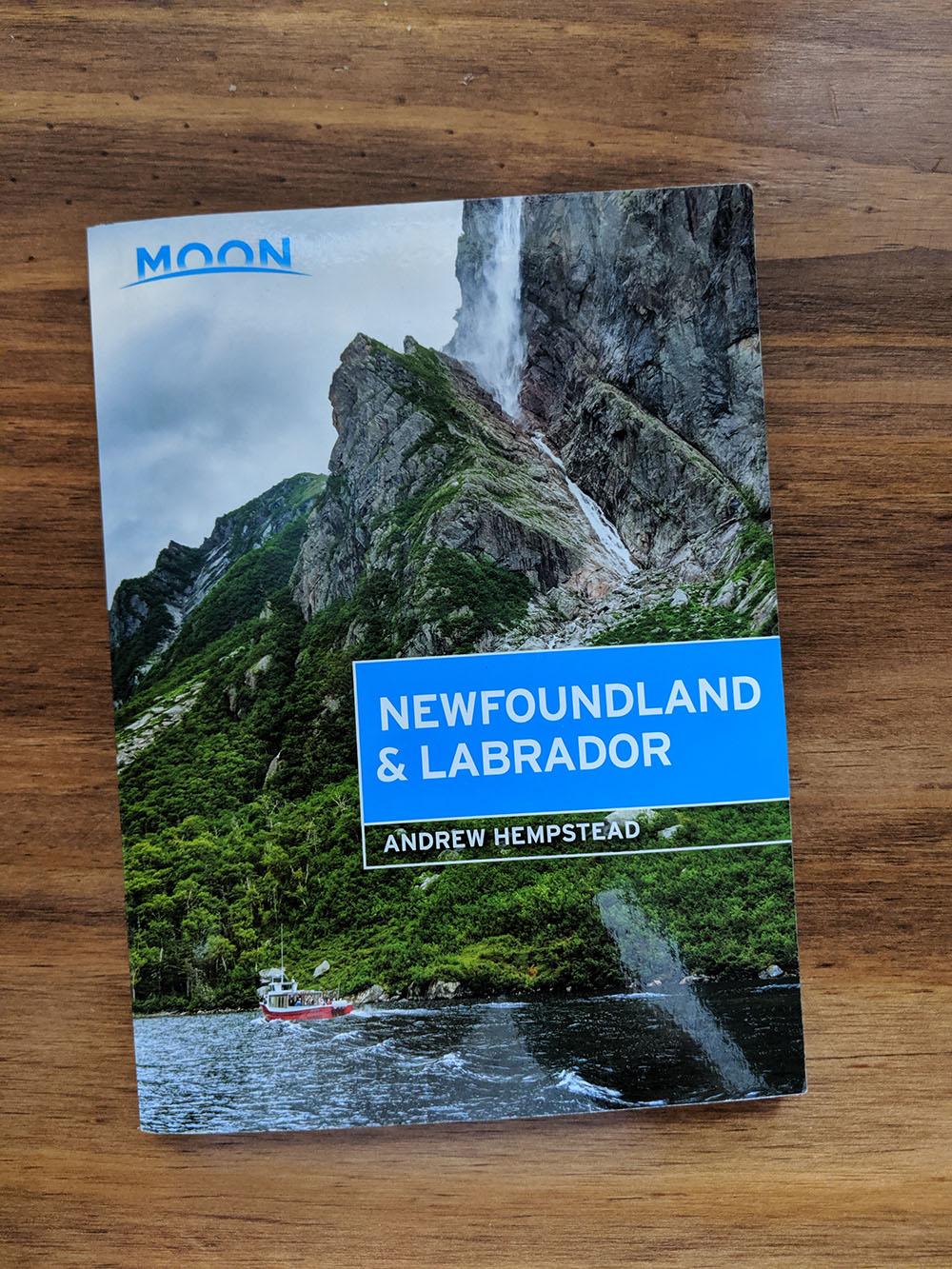Guide newfoundland et labrador