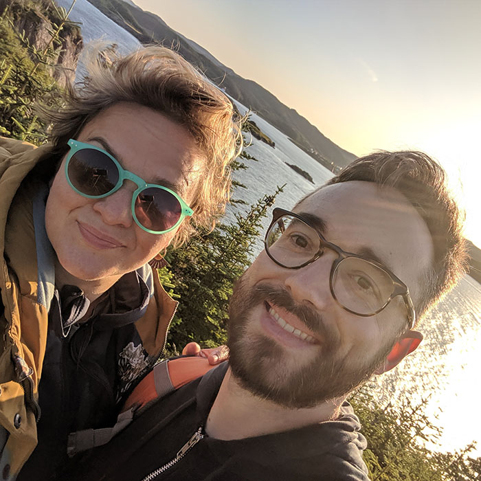 Mathilde et Manu Road Trip Terre Neuve